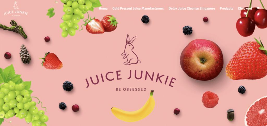 Best fruit juice - Juice Junkie