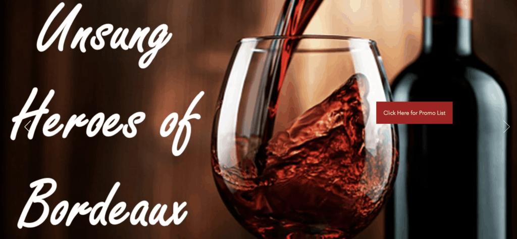 Best Wine Bar Singapore - Hermitage Quality
