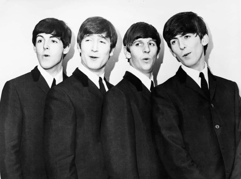 top musician of all time_the beatles