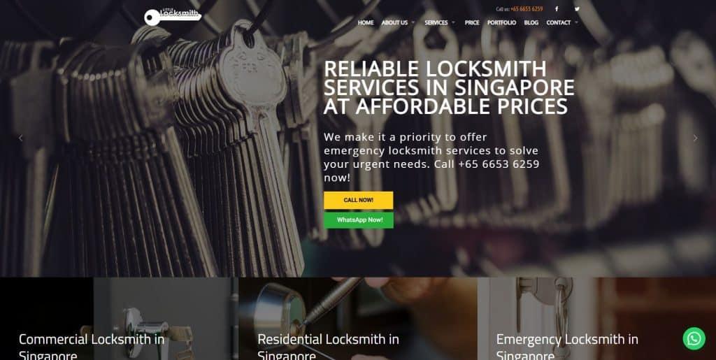 best locksmith in singapore_little locksmith