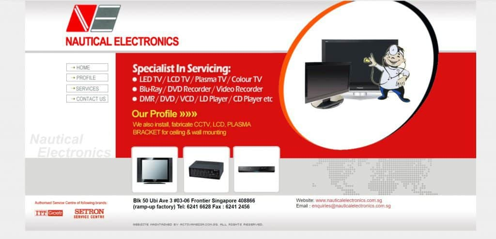 best tv repair in singapore