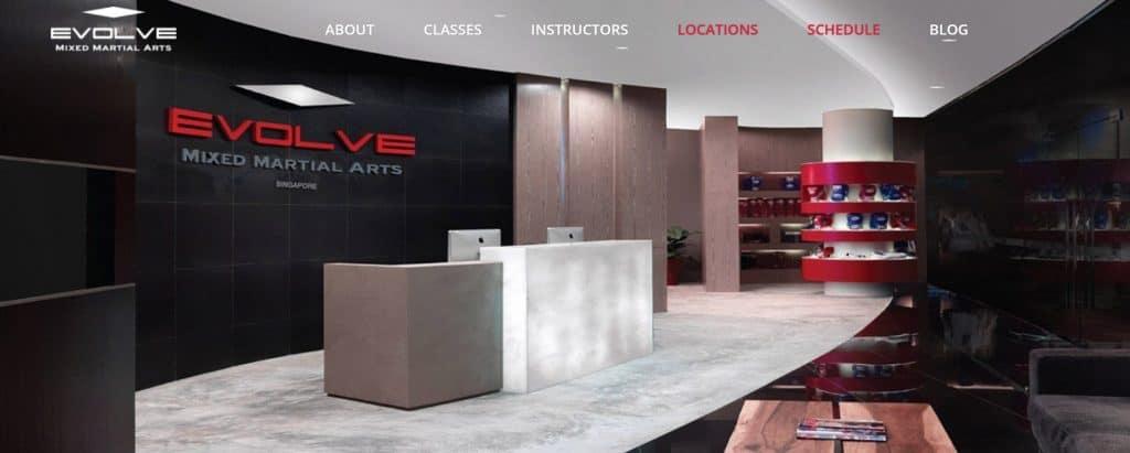 best muay thai gym in singapore_evolve mma