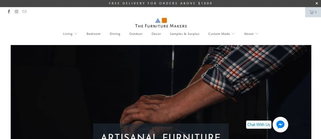 best outdoor furniture in singapore_the furniture makers