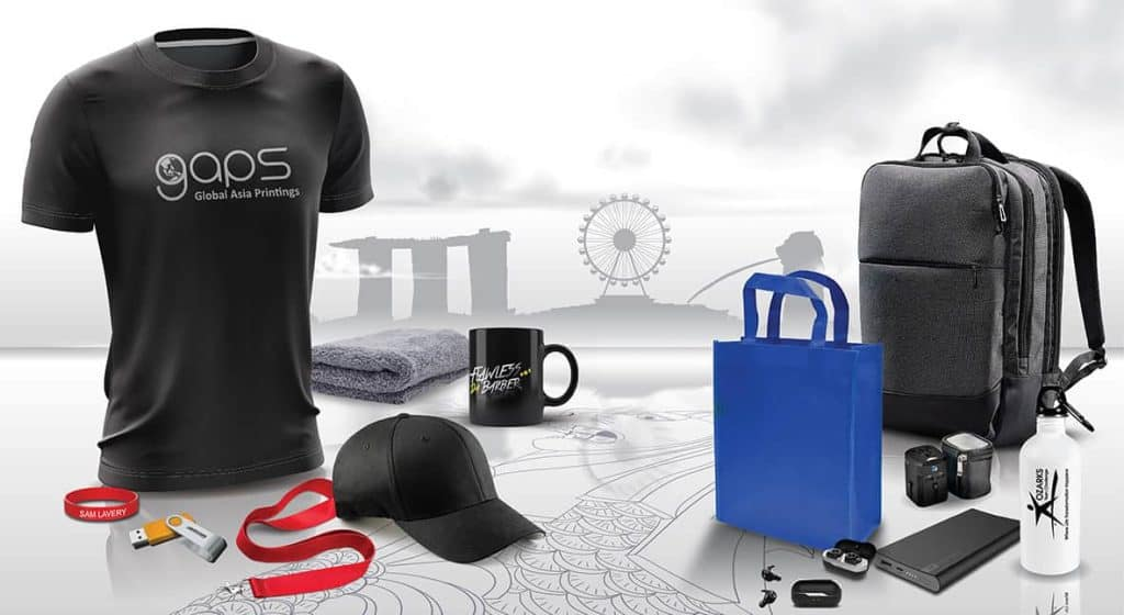 Best Idea for Corporate Gifts in Singapore (Global Asia Printings: Singapore Corporate Gifts Supplier | Lanyard & T-Shirt Printing)