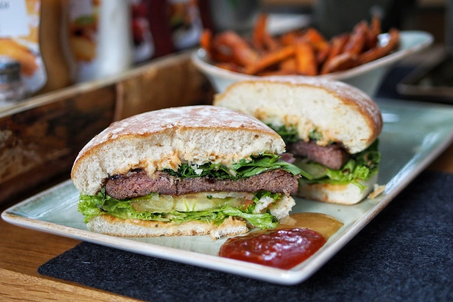 Best Burger in Singapore (HANS IM GLÜCK German Burgergrill)