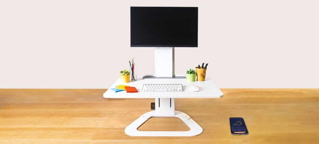 Best Standing Desk in Singapore (Altizen Standing Desk)