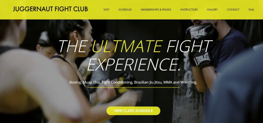 best muay thai gym in singapore_juggernaut fight club