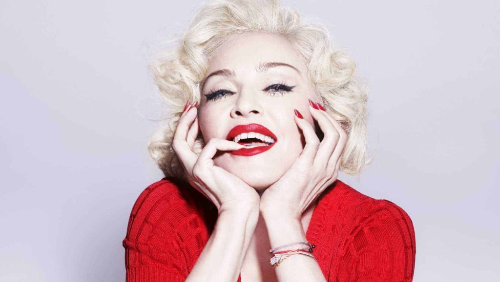 top musician of all time_madonna