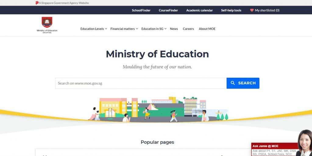 MOE Education Loan in Singapore