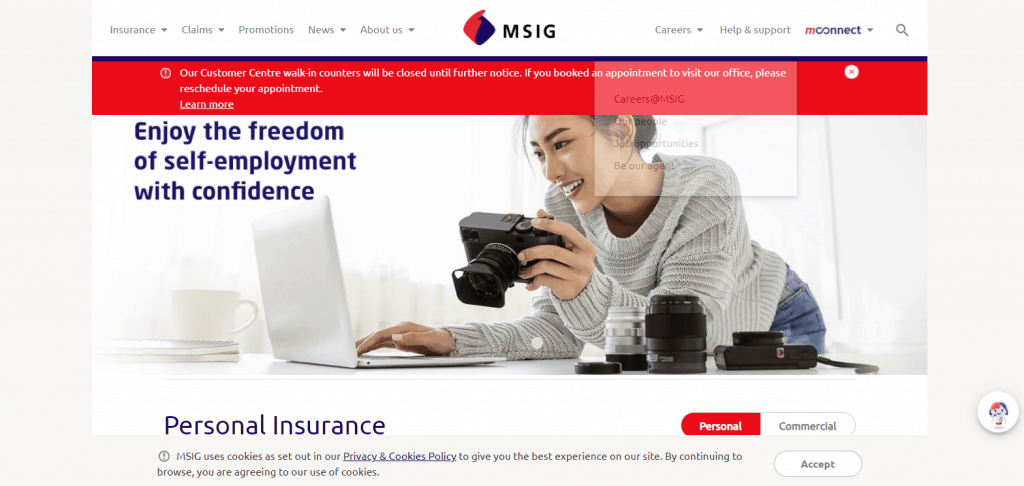 msig car insurance in singapore