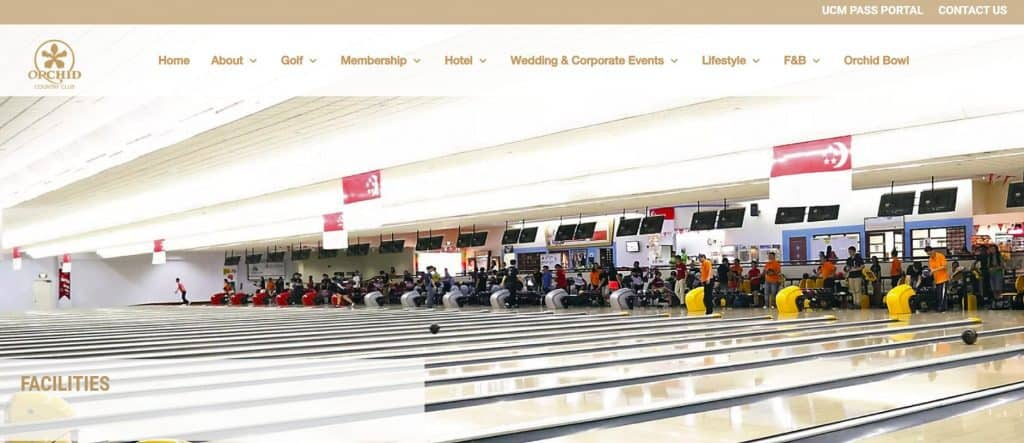 best bowling alley in singapore_orchid country club