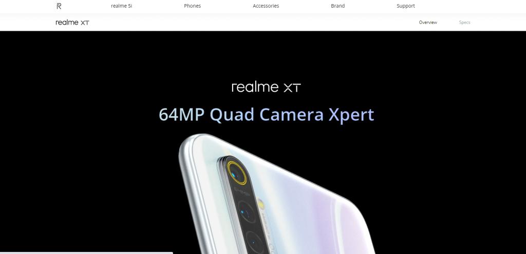 Realme XT Best battery life phone