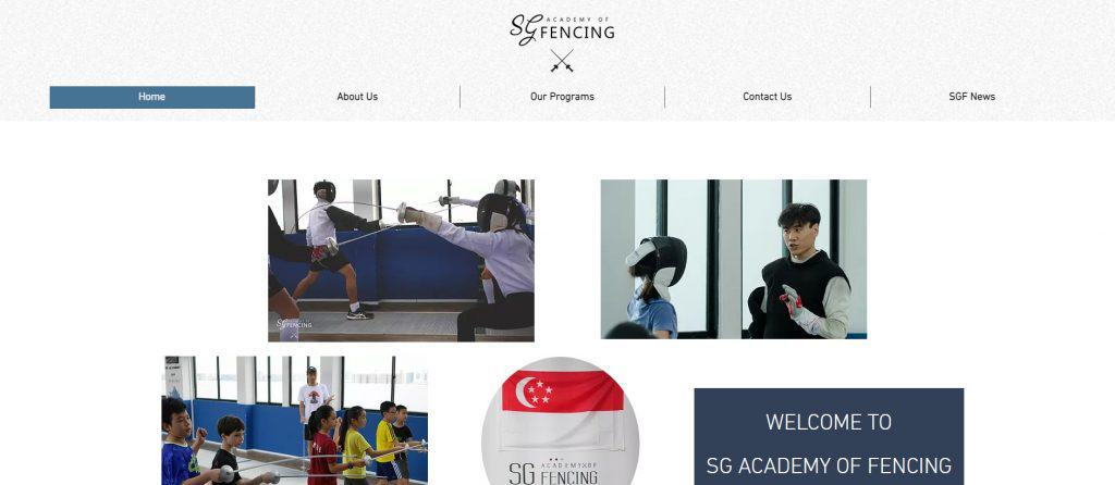 best fencing in singapore_sg academy of fencing