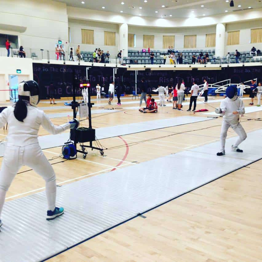 best fencing in singapore_sportiva