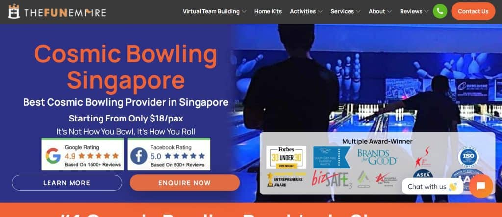 best bowling alley in singapore_the fun empire