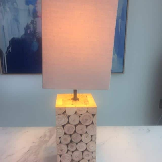 Best table lamp in Singapore (Three Cubes Lighting)
