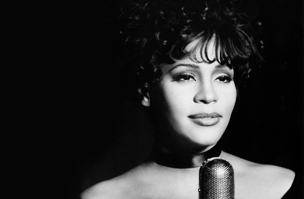 top musician of all time_whitney houston