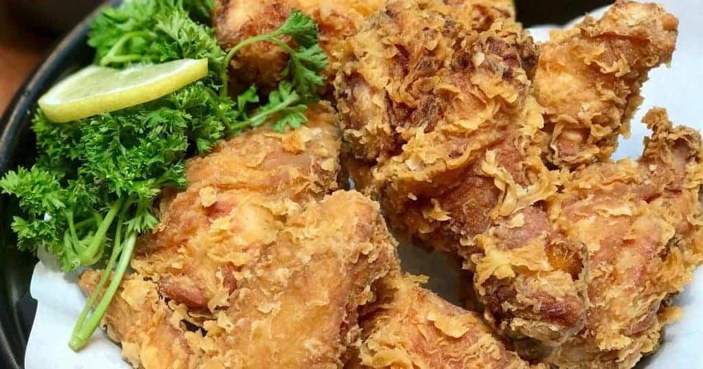 best korean fried chicken in singapore_twins korean restaurant