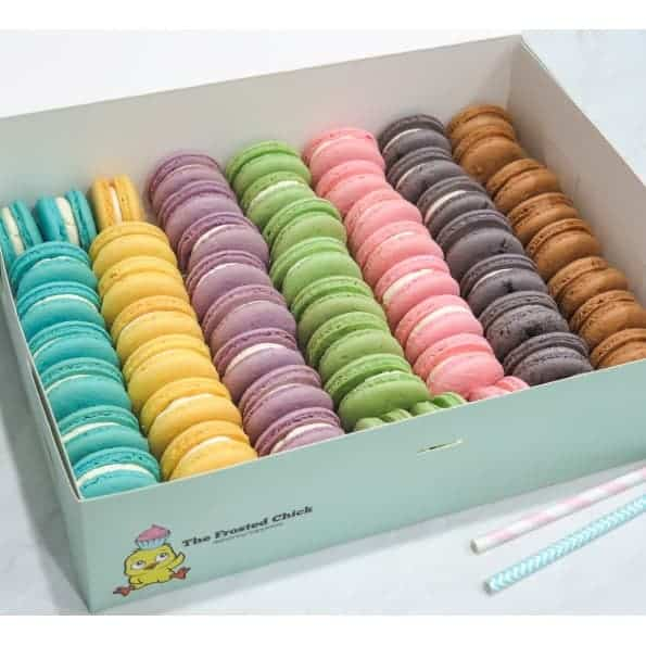 Best Macaron in Singapore (The Frosted Chick)