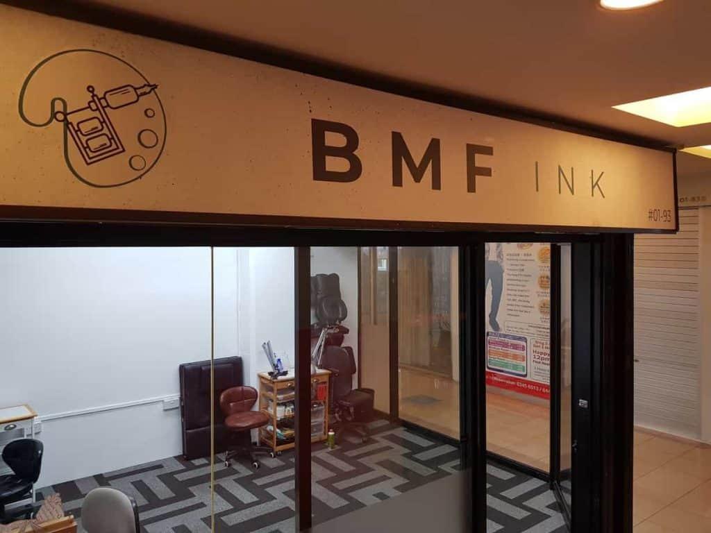 Best Ear Piercing in Singapore (BMF Ink Tattoo Studio)