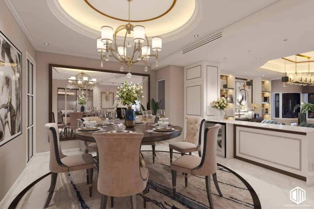 Best Luxury Interior Design in Singapore (DM Interior Design Pte Ltd)