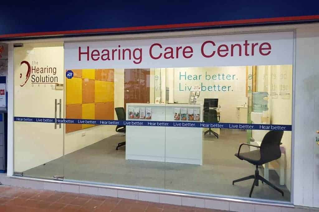 Best Hearing Test in Singapore (The Hearing Solution Company)