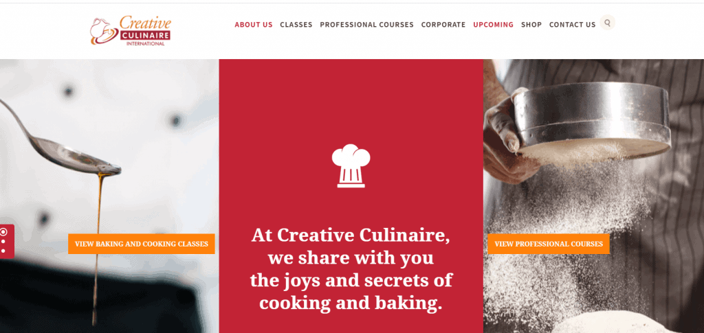 Creative-Culinaire-International cooking classes in singapore
