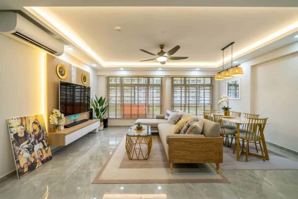 Best Luxury Interior Design in Singapore (Dots 'N' Tots - Singapore Interior Design Company)