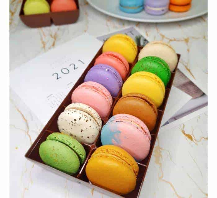 Best Macaron in Singapore ( Milleaville Macarons)