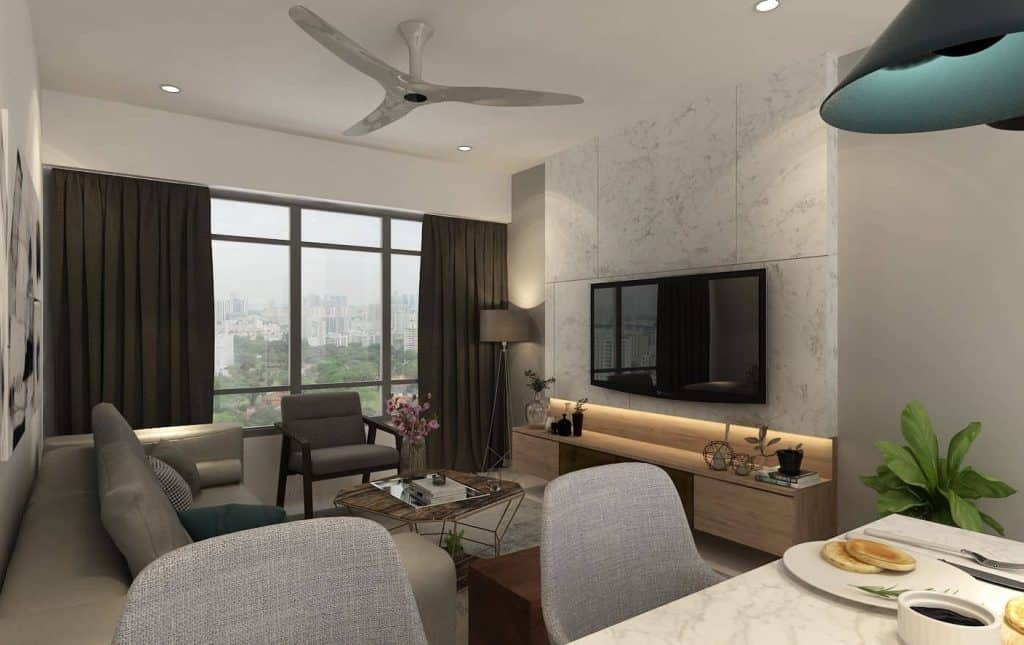Best Luxury Interior Design in Singapore (Home Guide Interior Design and Renovations)