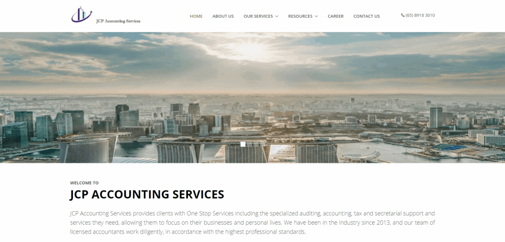 JCP-Accounting solutions accounting services in singapore