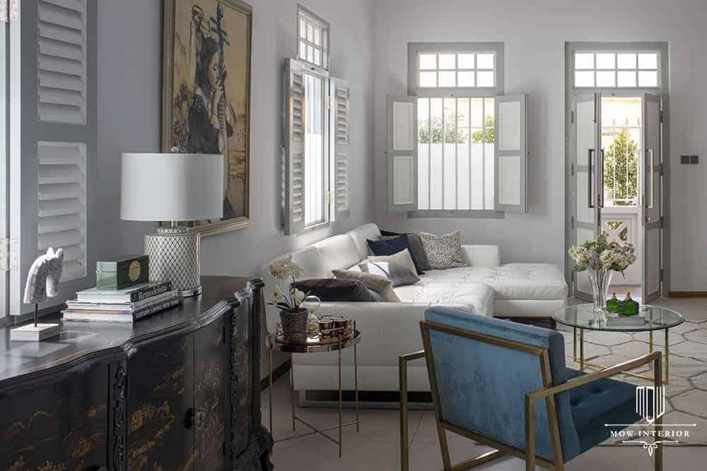 Best Luxury Interior Design in Singapore (MOW Interior Design)