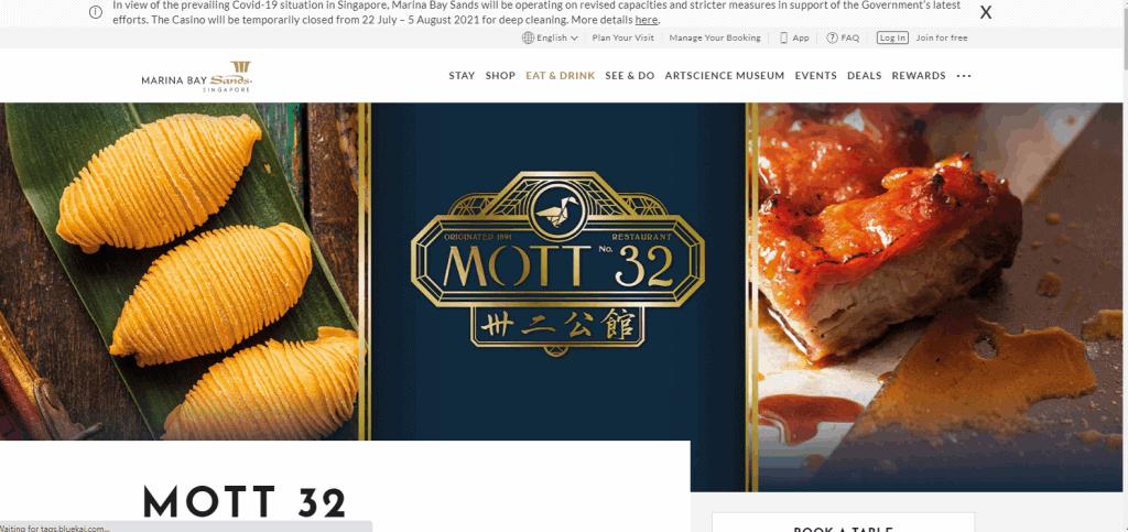 Mott-32 hong kong food in singapore