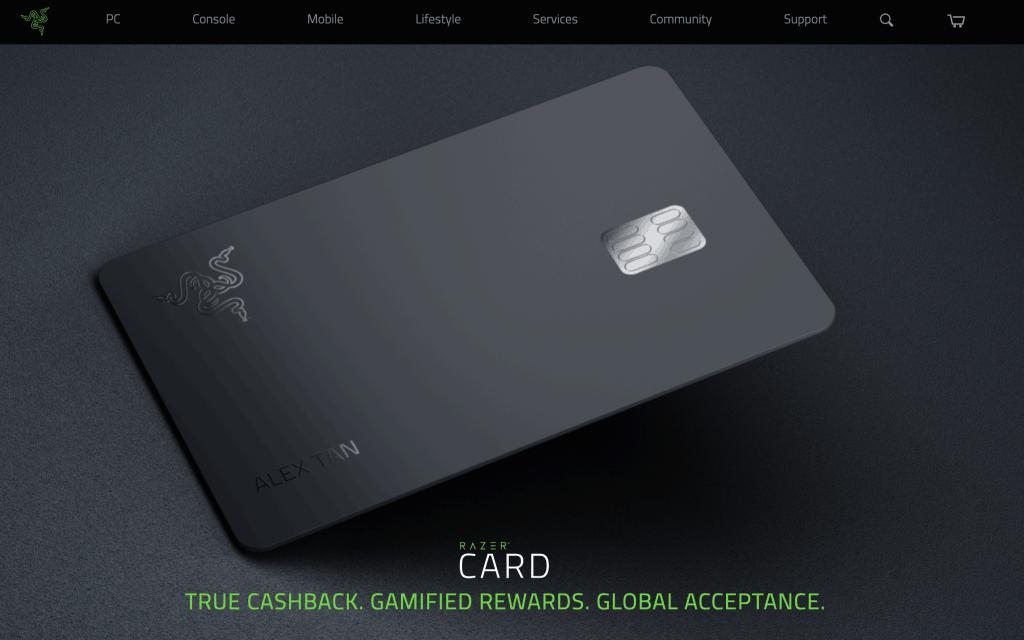 Best Debit Card - Razer Card