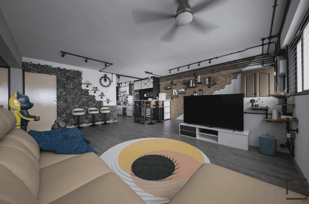 Best Interior Design Firms for your HDB renovation in Singapore - Space Atelier