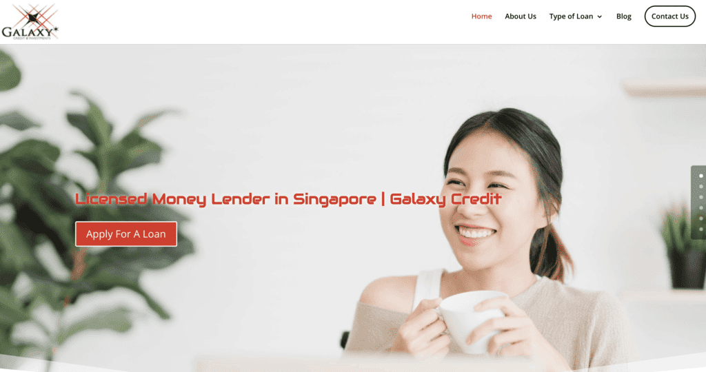 Debt consolidation loan Singapore - Galaxy Credit Singapore