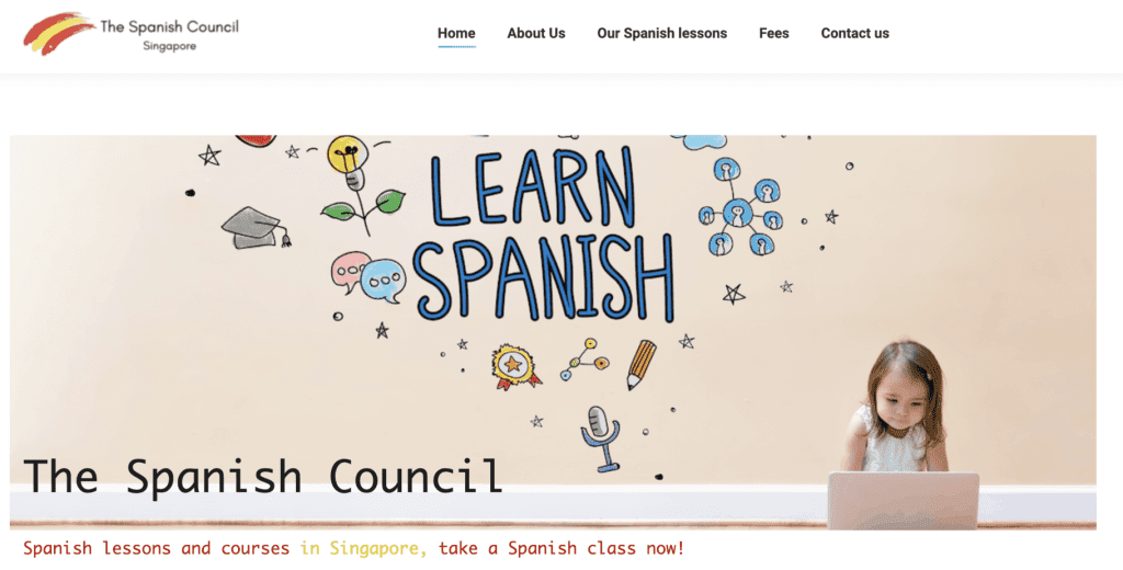 Spanish Lessons in Singapore - The Spanish Council