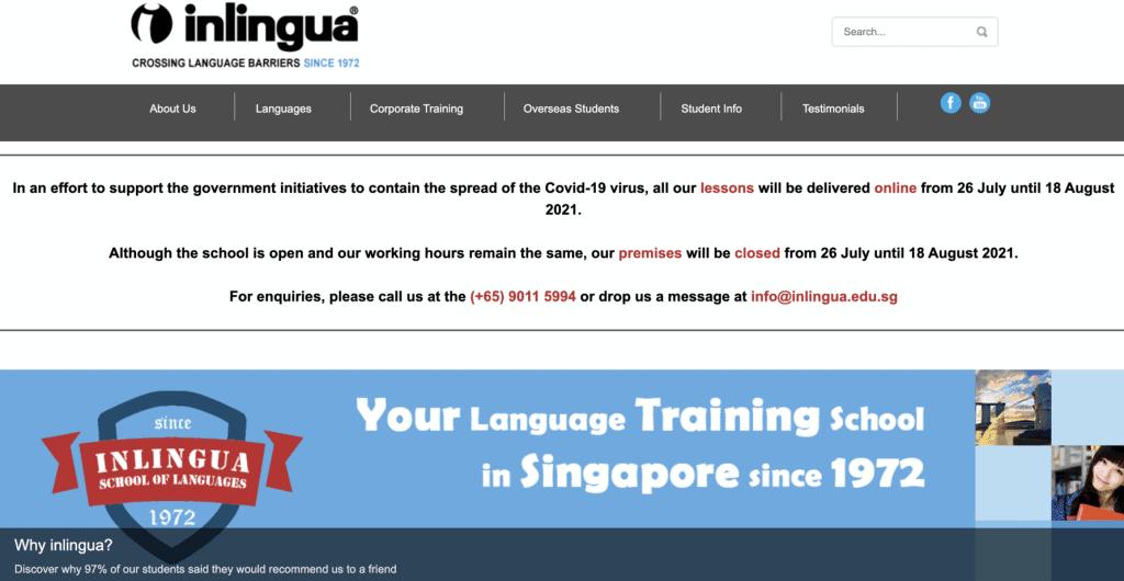 Spanish Lessons in Singapore - Inlingua