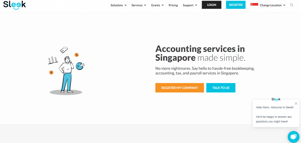 Sleek accounting services in singapore