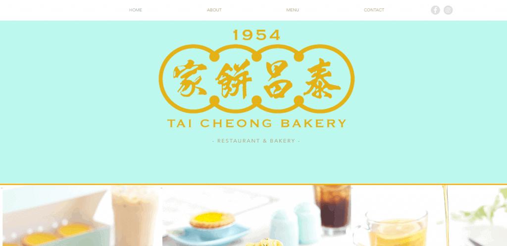 Tai-Cheong hong kong food in singapore