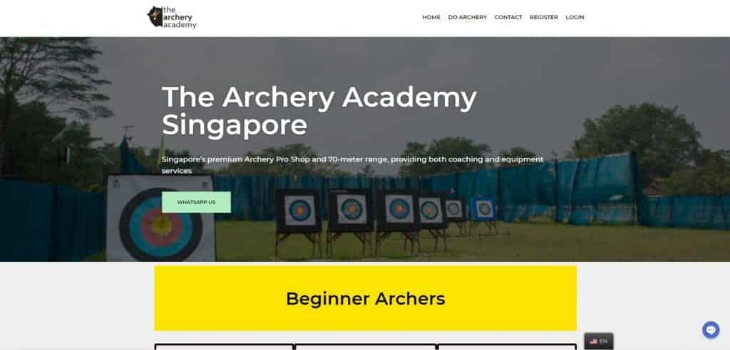 best archery in singapore_the archery academy