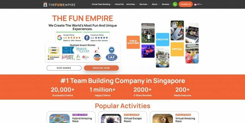 best archery in singapore_the fun empire