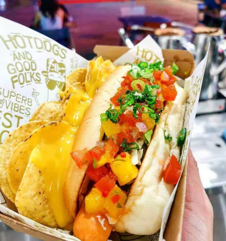 best hotdog in singapore