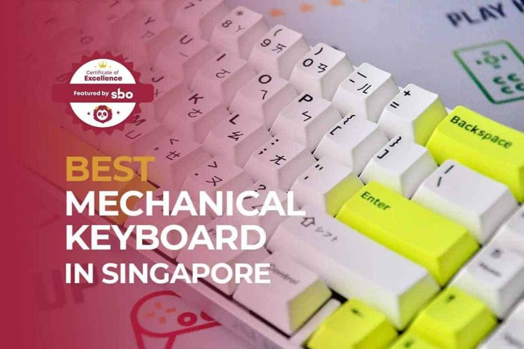 featured image_best mechanical keyboard in singapore
