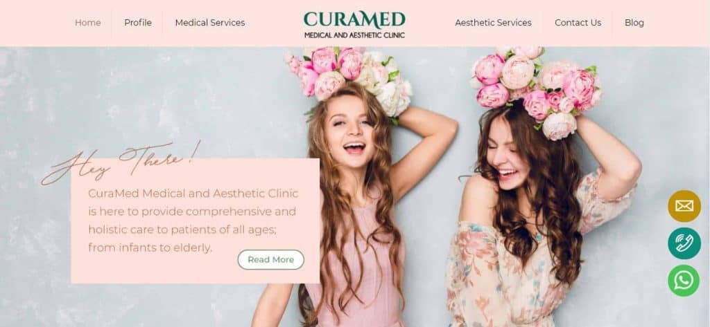 Best Clinics for Mole Removal in Singapore (CuraMed Medical and Aesthetic Clinic)