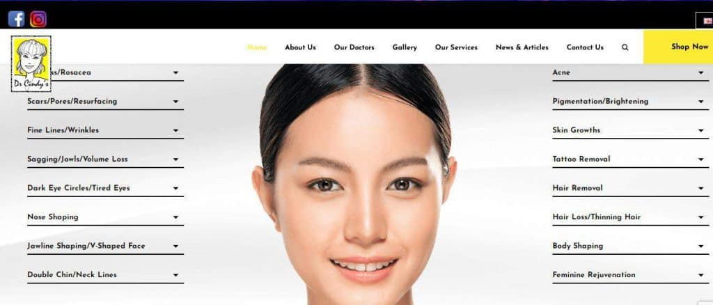 Best Clinics for Mole Removal in Singapore (Dr Cindy's Medical Aesthetics Clinic)