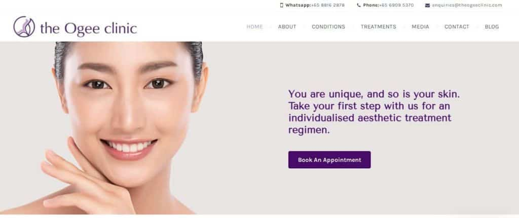 Best Clinics for Mole Removal in Singapore (Ogee Clinic)
