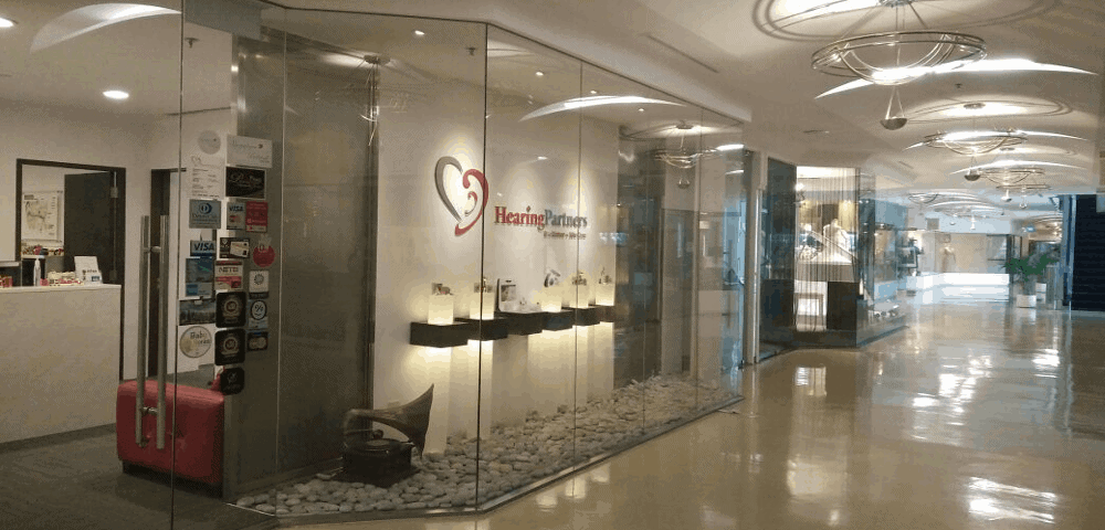 Best Hearing Test in Singapore (Hearing Partners Delfi Orchard)