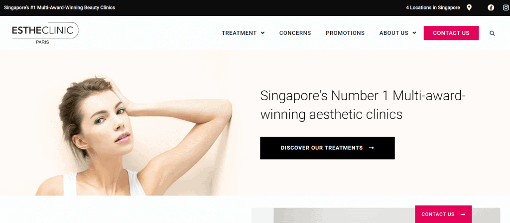 best salons for ipl hair removal in singapore_estheclinic