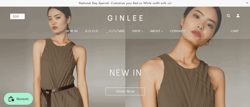 best retailers in singapore to get a dress_ginlee